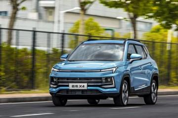 最廉价的未来感SUV8.98万标配自动刹车+自适应巡航