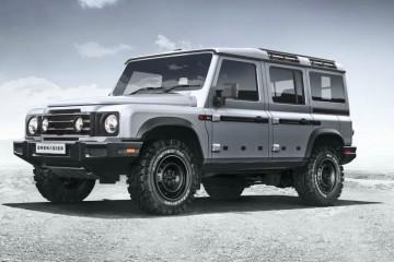 英力士有意收买奔跑法国Smart工厂出产SUV