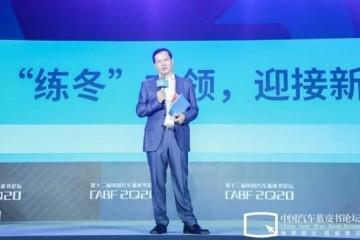 中国汽车蓝皮书论坛在汉开幕 竺延风:冬天熬过去还有春天