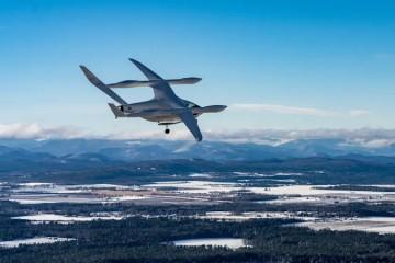 亚马逊投资电动飞行器制造商BetaTechnologies